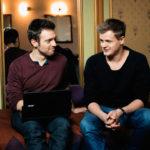 Dennis und Christian © M. Bothor