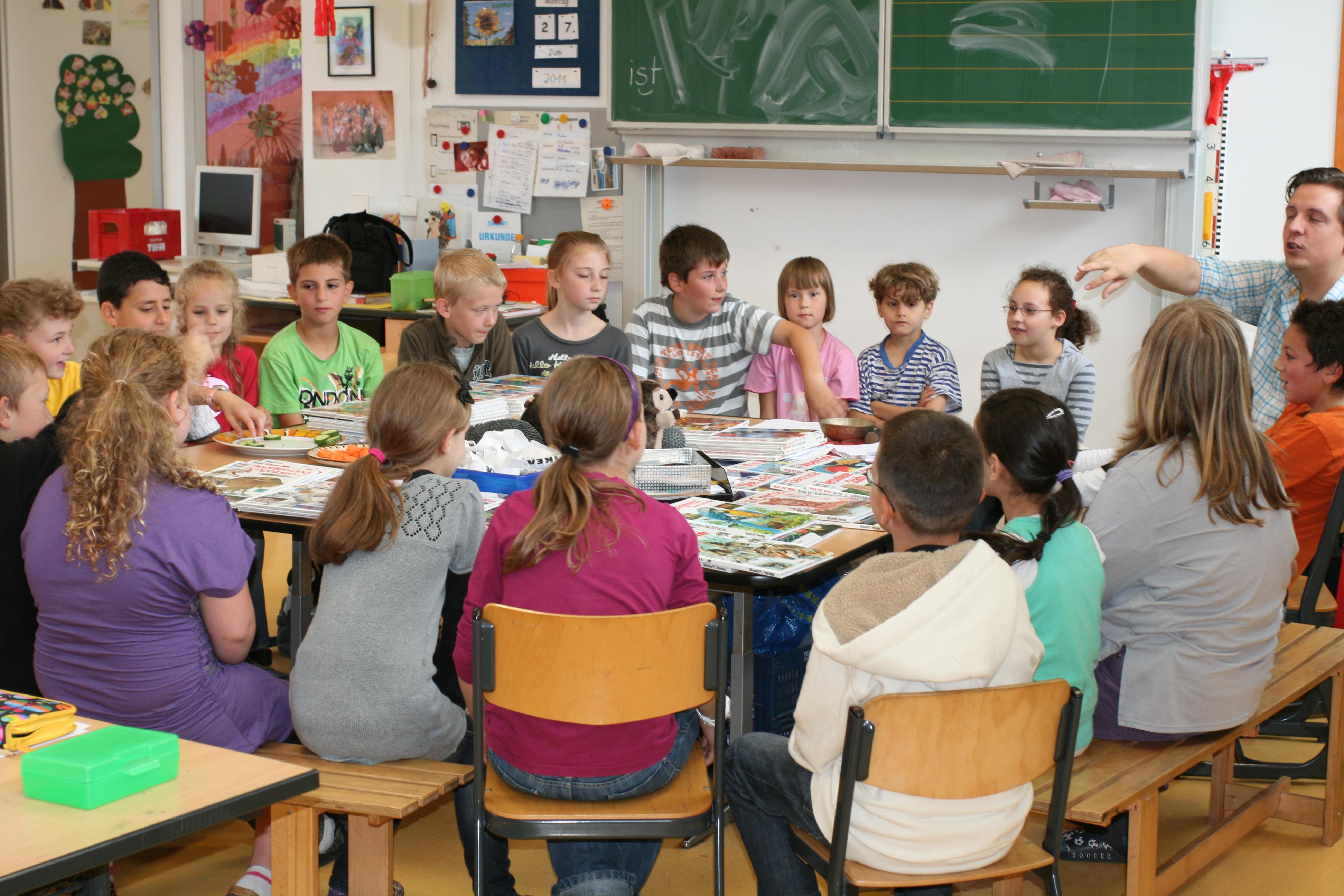 Stuhlkreis schule  Kettelerschule – Inklusive Gemeinschaftsgrundschule Bonn ...